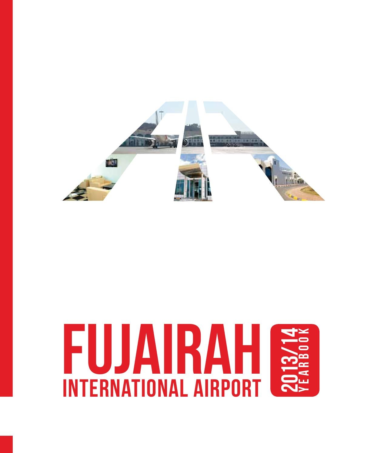 Fujairah International Airport 2013 by Motivate Publishing - issuu