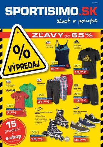 SPORTISIMO SK - akčný leták jún-júl by Sportisimo.sk - issuu 1358654458a
