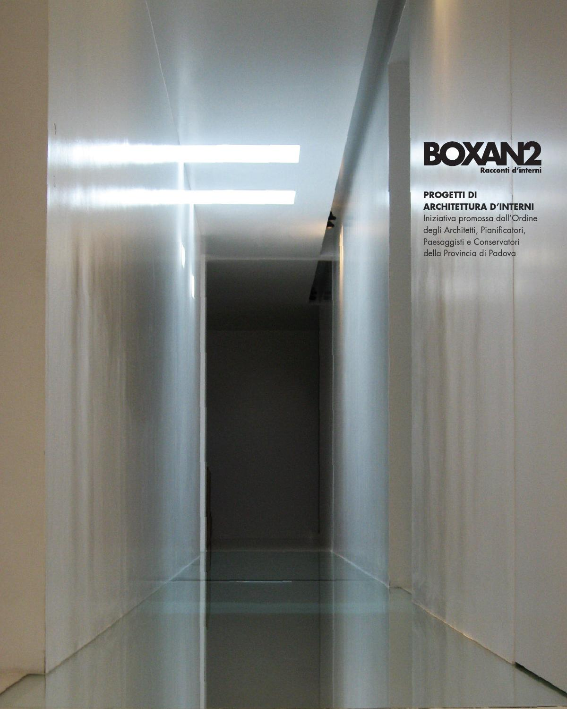 Boxan2 racconti d 39 interni by ordine degli architetti for Architetti d interni famosi