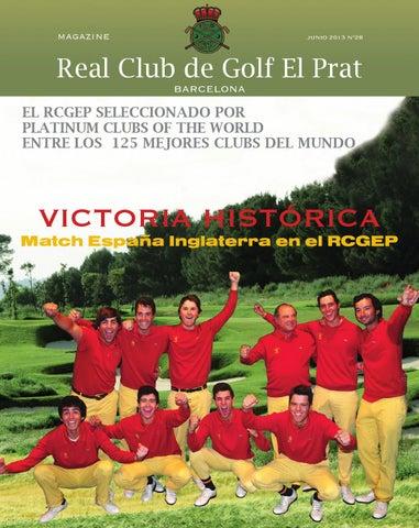Revista Real Club de Golf El Prat by Real Club de Golf El Prat - issuu 4817f011fb7