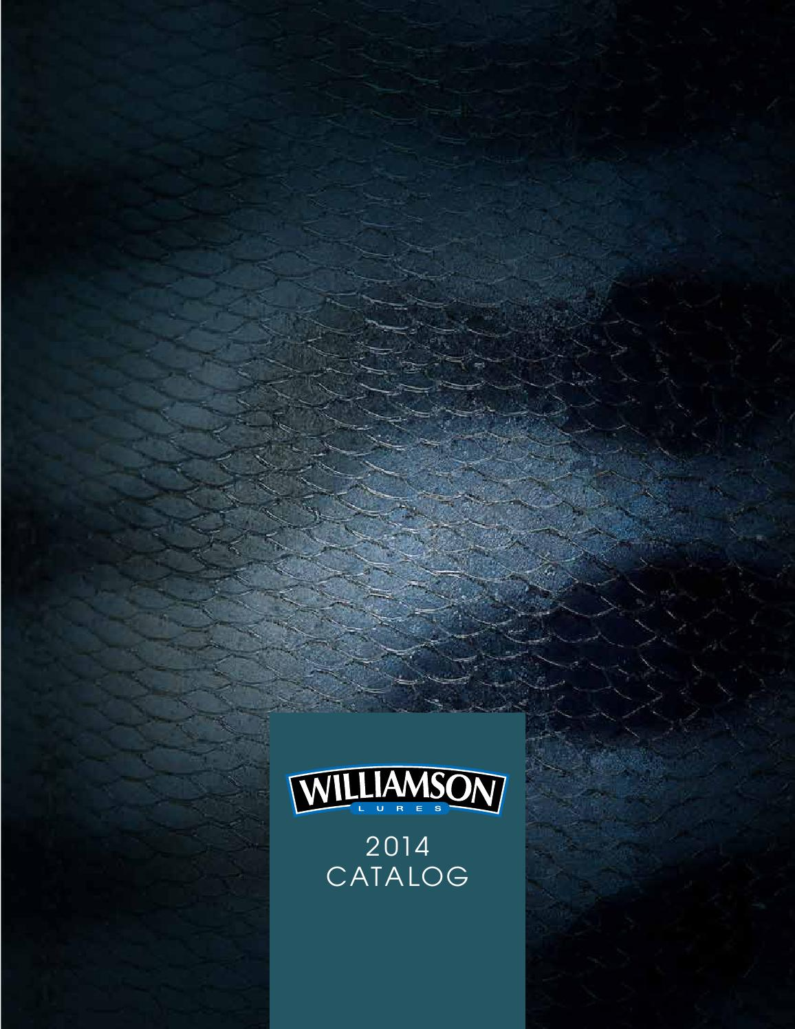 WILLIAMSON DINGO METAL JET BIG GAME LURE 75mm CHOOSE COLOUR