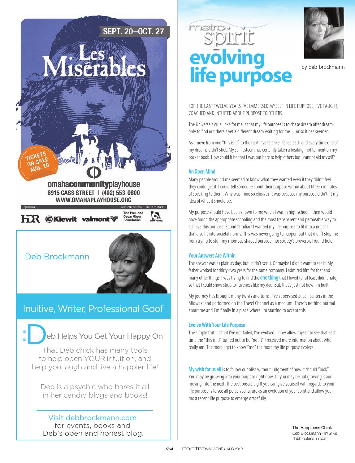 metroMAGAZINE's August 2013 Issue by metroMAGAZINE - issuu