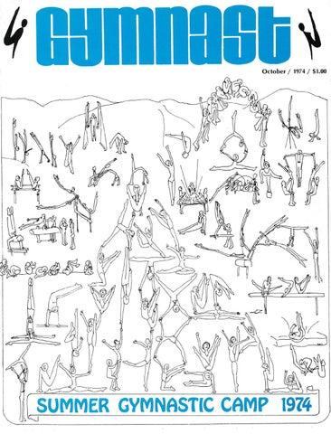 Gymnast Magazine - October 1974 by USA Gymnastics - issuu 680a11490605