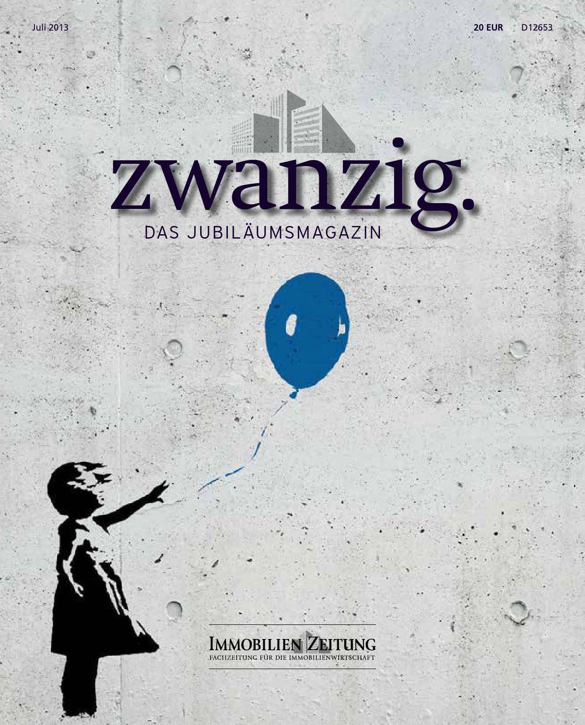 zwanzig by Immobilien Zeitung Verlagsgesellschaft mbH - issuu