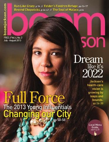 BOOM Jackson v6n2 - Young Influentials 2013
