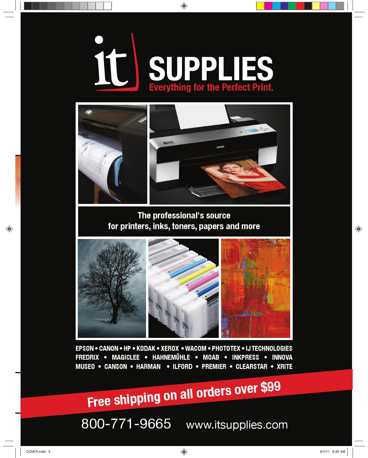 "Inkjet Photo Paper Inkpress Media Glossy Canvas 13/"" x 35/' Roll"