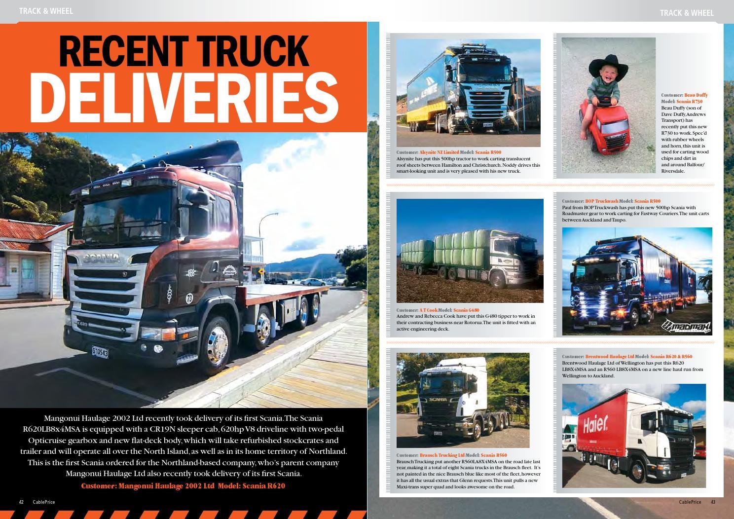 Track & Wheel - Winter 2013 by CablePrice NZ Ltd - issuu