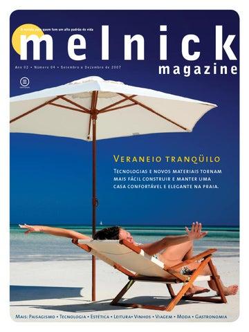 1e1ef6b7c Melnick Magazine 4 | by Melnick Even Magazine - issuu