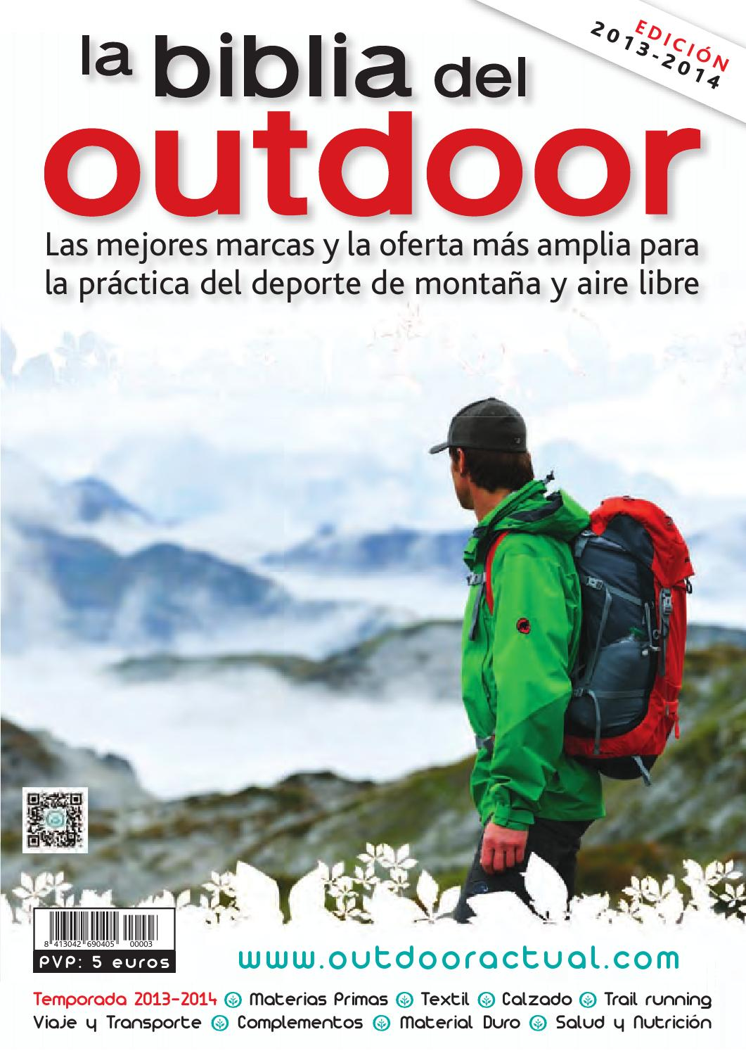442d3fef2 La Biblia del Outdoor 2013-14 by Outdoor Actual - issuu