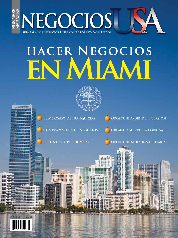 NEGOCIOS EN USA - 2013 by Barnews R. Group - issuu