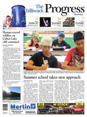 Chilliwack progress july 18 2013 by black press issuu page 1 sciox Choice Image