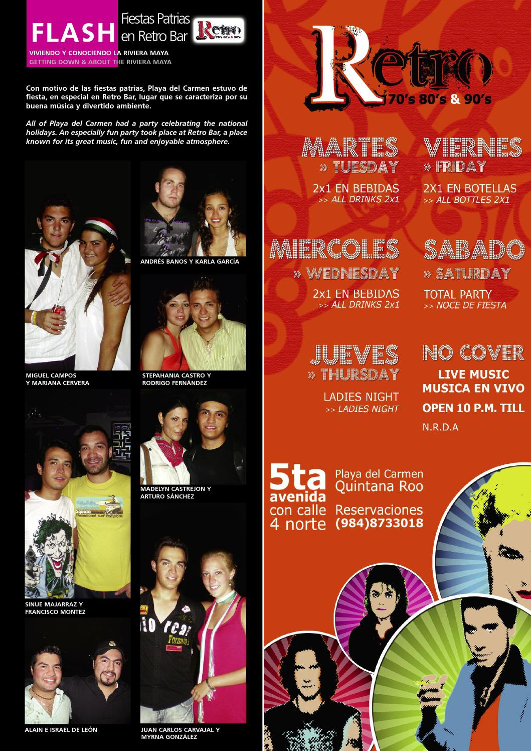 Andres Banos.In Riviera Maya Cancun Nov Dic 2008 By In Media Group Issuu