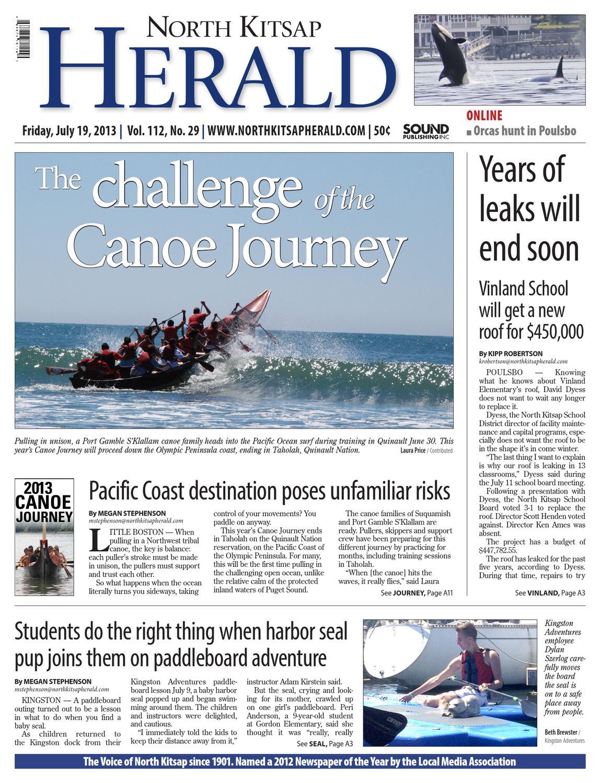 North Kitsap Herald, July 19, 2013 by Sound Publishing - issuu