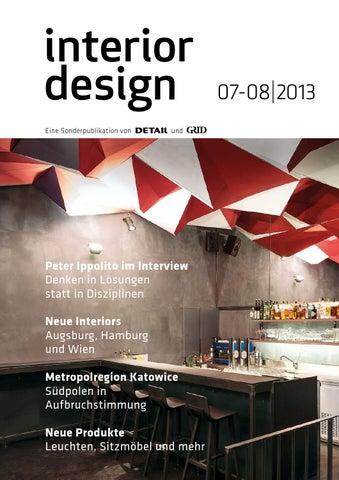 Detail   Interior Design By DETAIL   Issuu