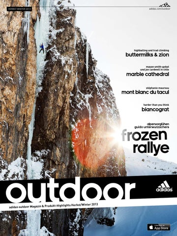 f4c7a32ef2eb01 adidas outdoor Magazin Herbst Winter 2013 by adidas TERREX - issuu