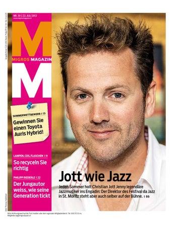 4bb645f323a Migros magazin 30 2013 d bl by Migros-Genossenschafts-Bund - issuu