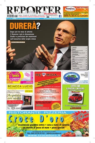 Reporter Giornale 28 Gennaio 2011 by Reporter - issuu f9bb3d91301