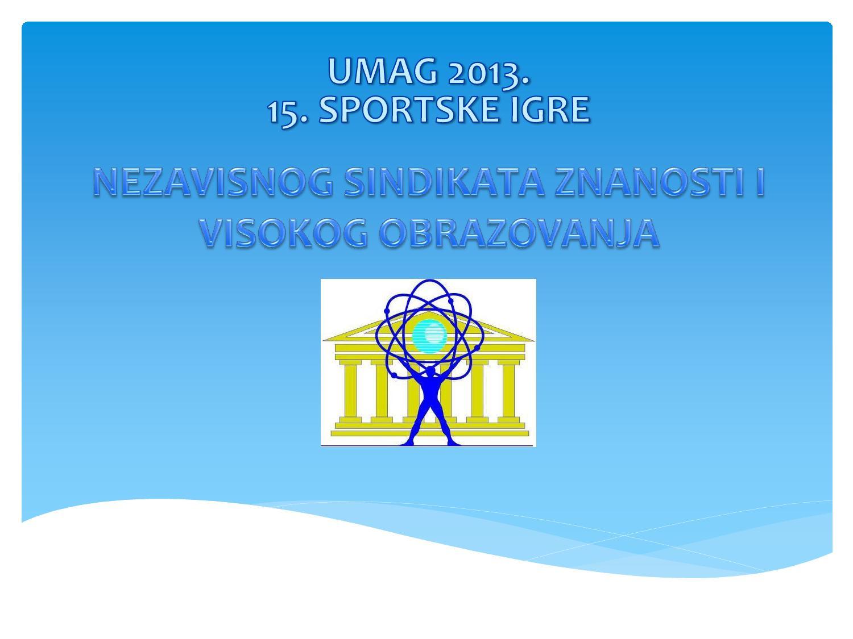 15 sportske igre sindikata znanosti by sindikat znanosti