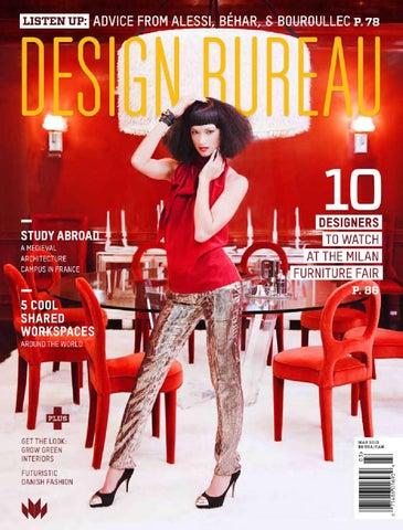 Design Bureau Issue 17 By Alarm Press   Issuu