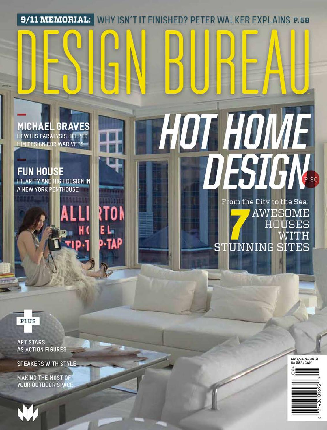 Design Bureau Issue 19 By Alarm Press Issuu