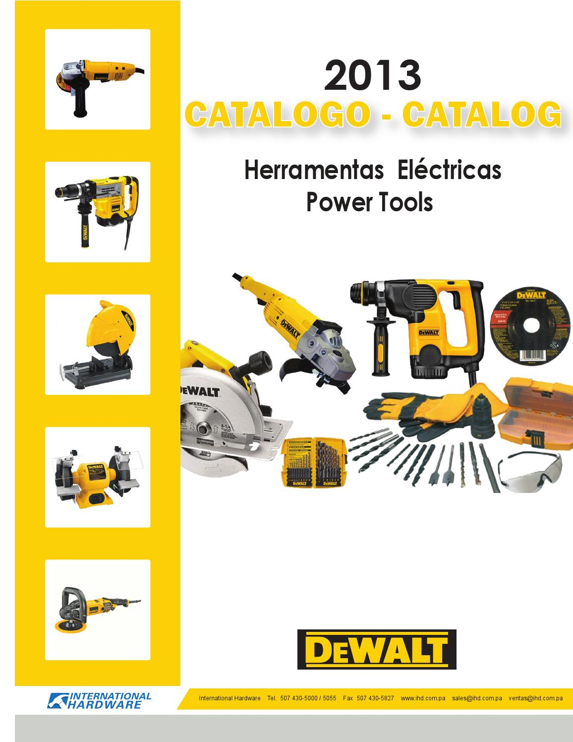 Cat 225 Logo Dewalt 2013 By International Hardware Issuu