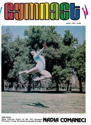 Gymnast Magazine   June 1975 By USA Gymnastics   Issuu