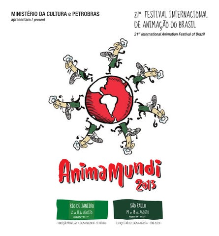Catalogo AM 2013 by Anima Mundi - issuu 26c9f423666