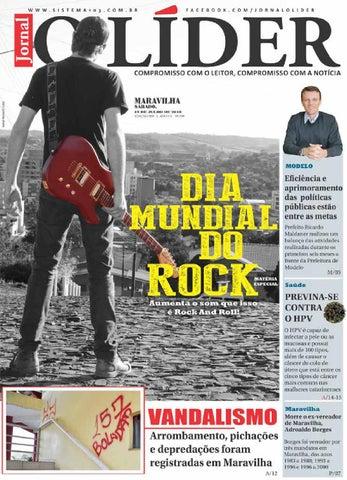 O líder maravilha 13 07 2013 by Jornal O Líder - São Miguel do Oeste ... 6f9ef6175ff11
