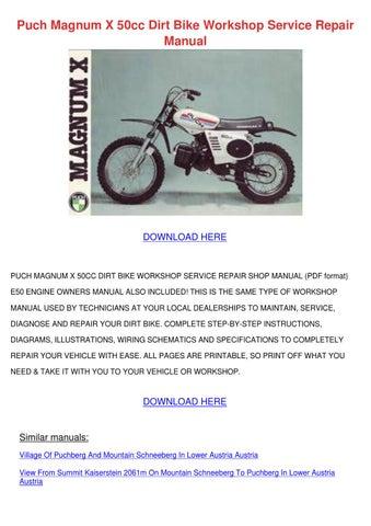 Service manual maxi pdf puch