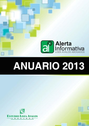 anuario alerta informativa 2013 by omar ramirez issuu