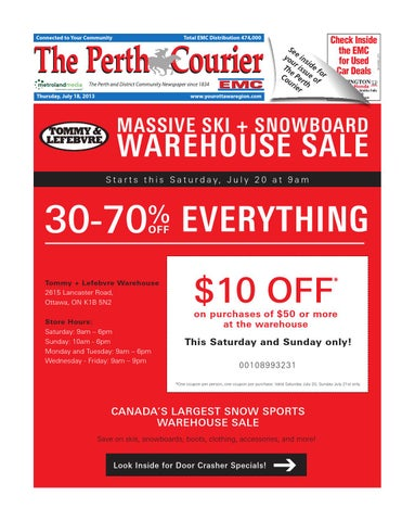 585ca6fa30d Perth071813 by Metroland East - The Perth Courier - issuu