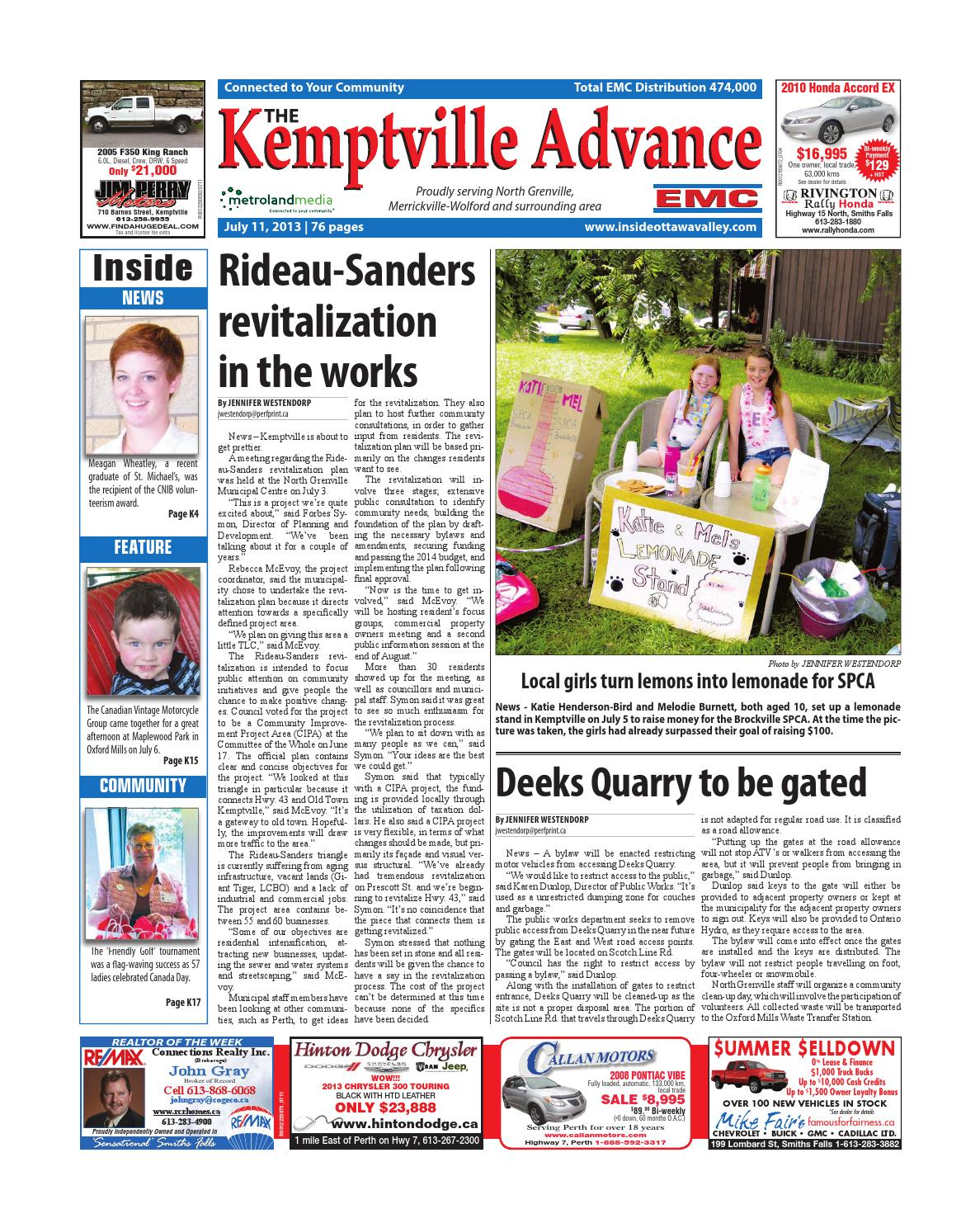 afbecc8d23 Kemptville071113 by Metroland East - Kemptville Advance - issuu