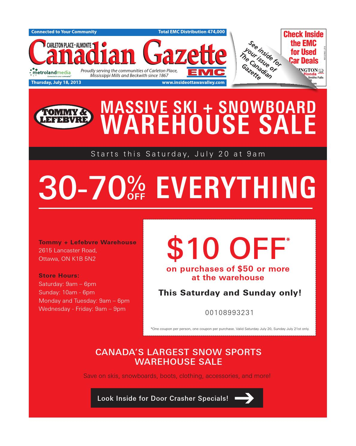 9cfad7d4c33 Almontecarletonplace071813 by Metroland East - Almonte Carleton Place  Canadian Gazette - issuu