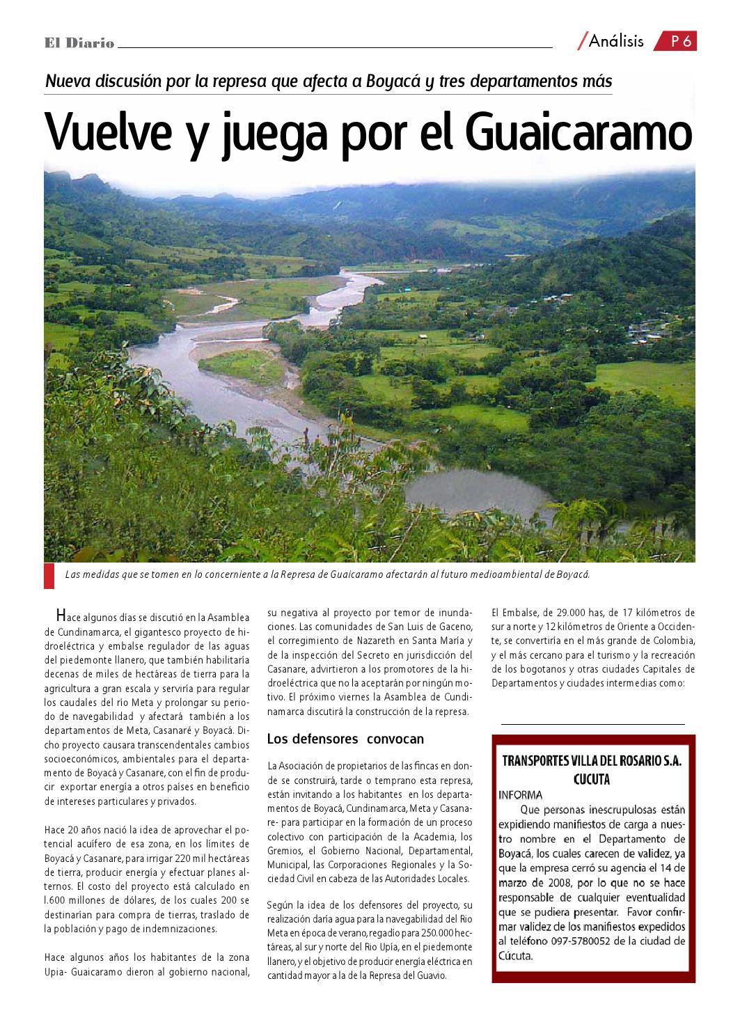 EL DIARIO by Periódico EL DIARIO Boyacá - issuu