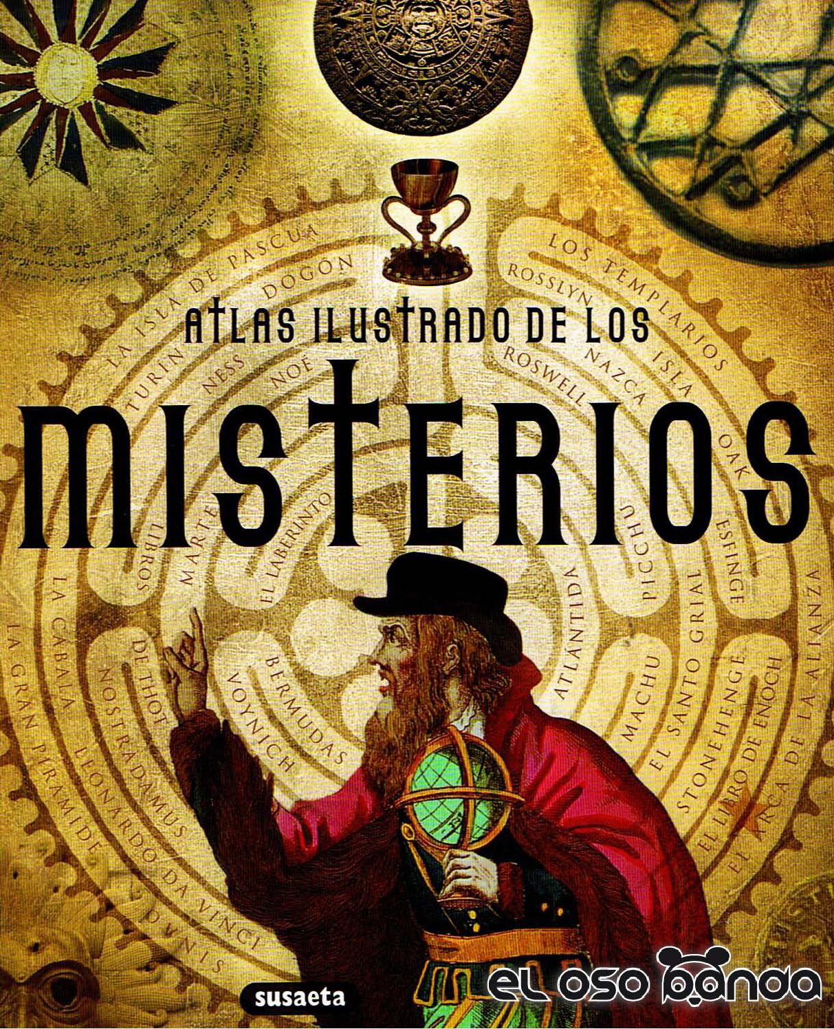 Atlas ilustrado de los misterios editorial susaeta by for Editorial susaeta