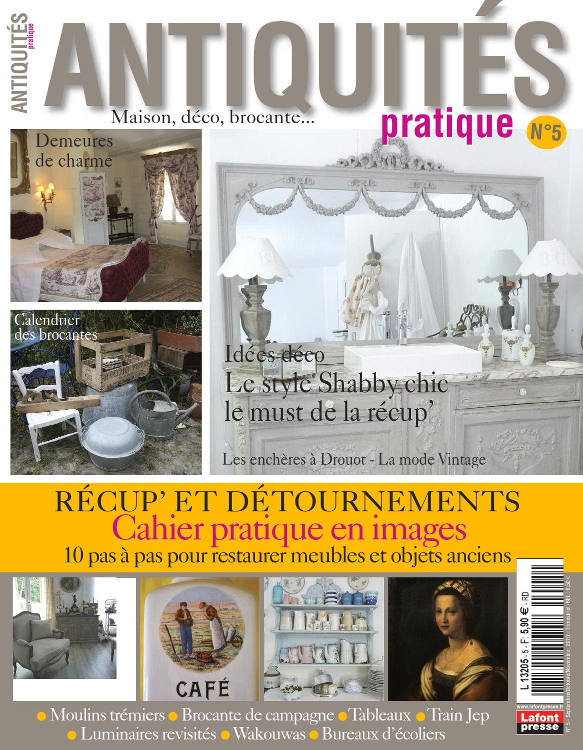 antiquites pratique 5 by fabien tourneur issuu. Black Bedroom Furniture Sets. Home Design Ideas