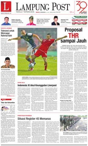 Lampungpost edisi 21 juli 2013 by Lampung Post - issuu 228e5f7e8c