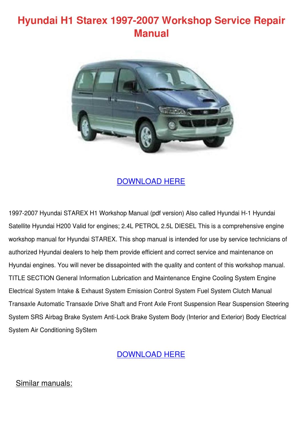 Automobile Emission Control Pdf Hyundai H200 Wiring Diagram Noble Group Metal Is The Best Way To Automotive Exhaust Emissions