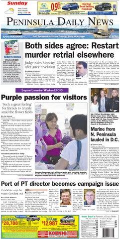64ac414a2fee39 PDN20130721J by Peninsula Daily News   Sequim Gazette - issuu