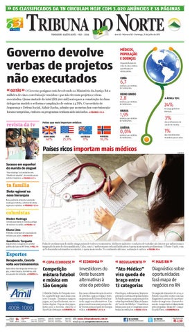 67490049a Tribuna do Norte - 21/07/2013 by Empresa Jornalística Tribuna do ...