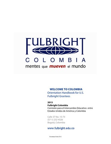 Free Printable Business Invoices Excel Welcome To Colombia By Comunidad Fulbright  Issuu Builder Invoice Pdf with Make Invoice In Excel Excel Page  How To Create A Tax Invoice Pdf