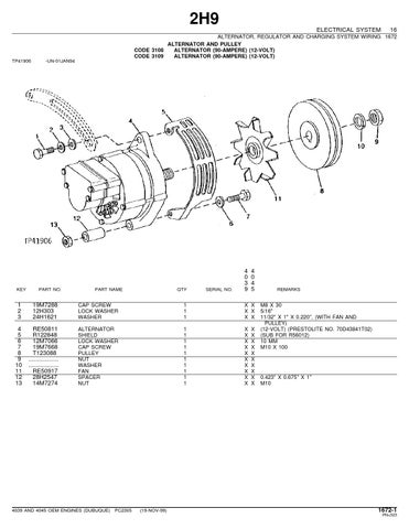JOHN DEERE 4039 & 4045 by Power Generation - issuu on perkins 4.108 parts diagram, 4 wire alternator diagram, ford a c system diagram, refrigerator wiring diagram, golf cart battery wiring diagram, painless wiring diagram, bosch alternator diagram, ford engine parts diagram, generator wiring diagram, fisher minute mount wiring diagram, brake motor wiring diagram, power steering pump diagram, 1978 ford vacuum diagram, voltage regulator wiring diagram, motorcraft alternators diagram, yale forklift wiring diagram, prestolite electronic ignition wiring diagram, ford parts breakdown diagram, bitzer compressor wiring diagram, gm internal regulator wiring diagram,