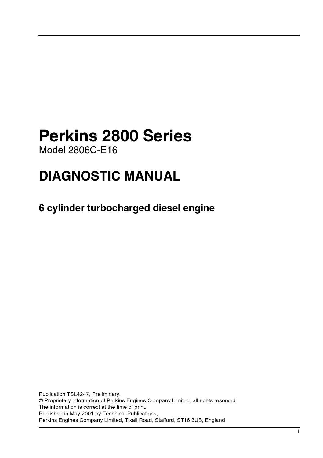 Perkins 1300 Series Wiring Diagram Pdf 38 Images Suzukisavagecom Fictional Page 1 2800 Diagnostic Manual By Power Generation Issuu
