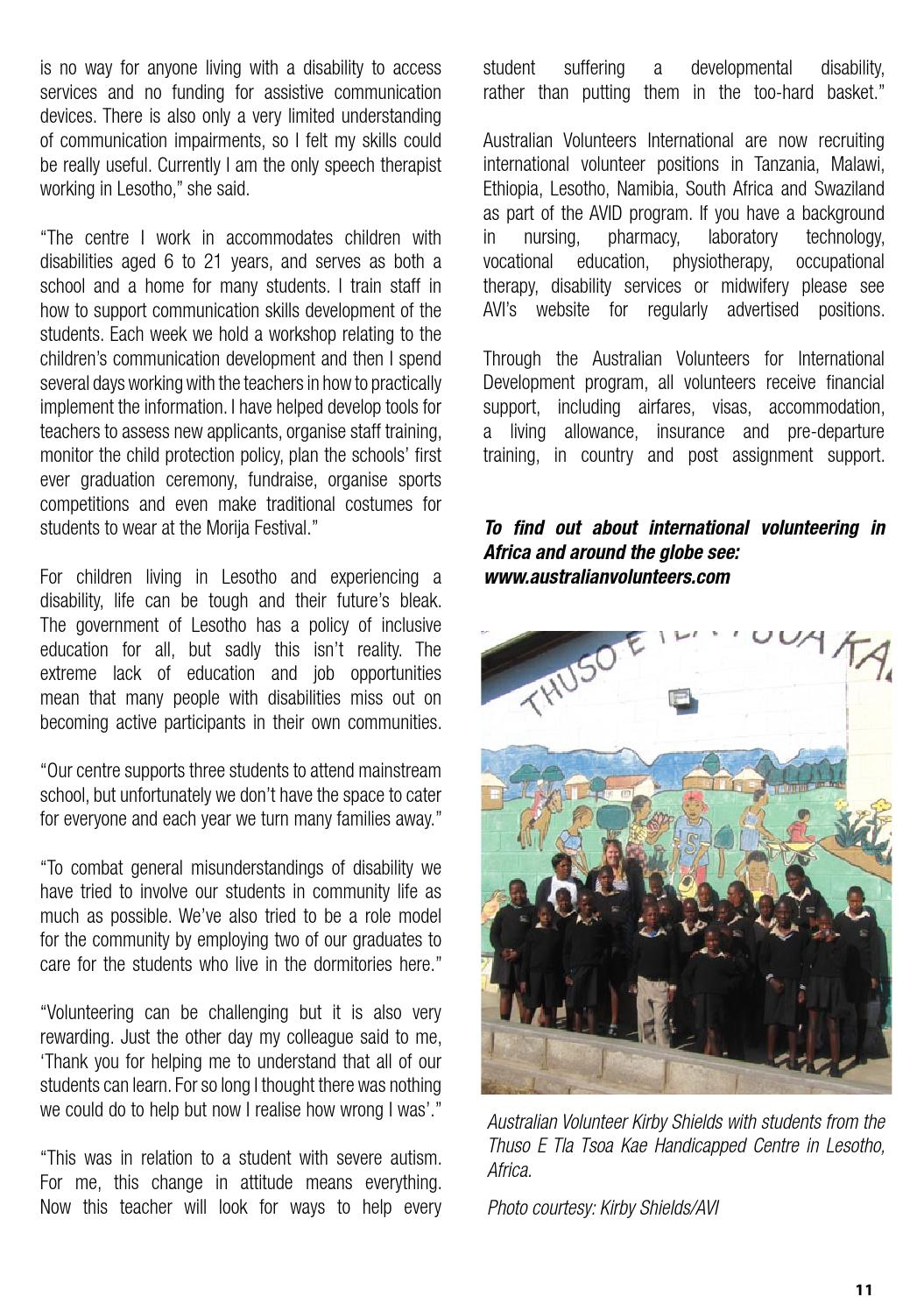 The Health Scoop - Issue 14: Working Abroad by The Nursing Post - issuu