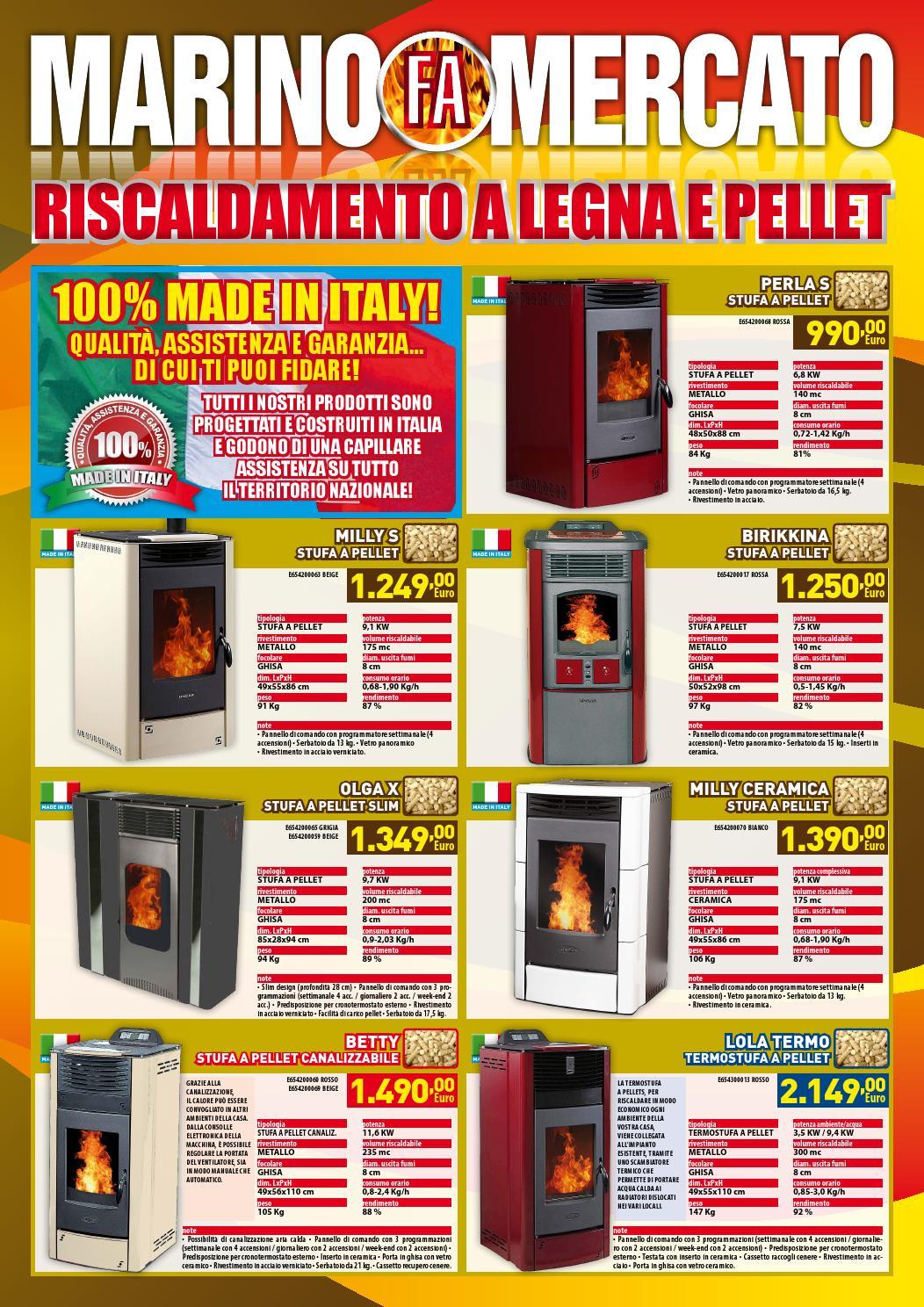 Marino fa mercato riscaldamento 2013 14 by marino fa for Marino fa mercato letti