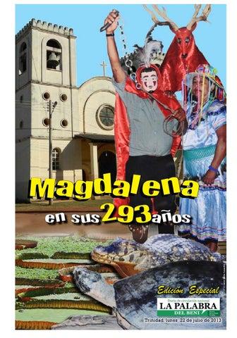 Ediciones Especiales, 22 de Julio de 2013 by La Palabra del Beni - issuu