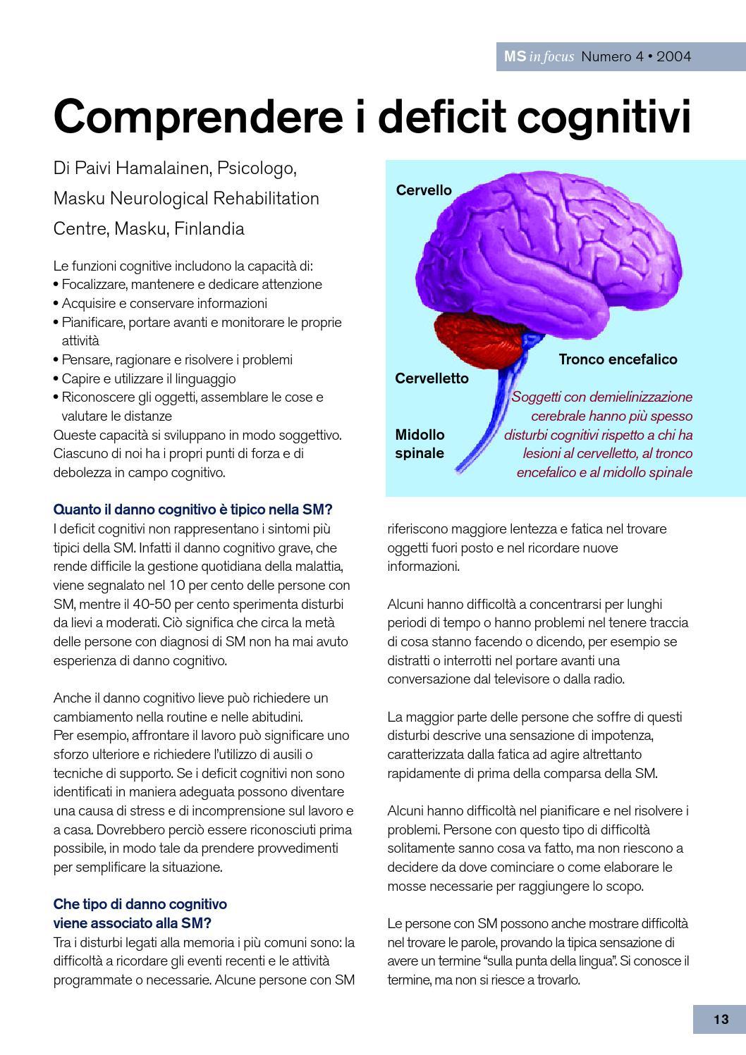 fatti impotenti sul tronco encefalico