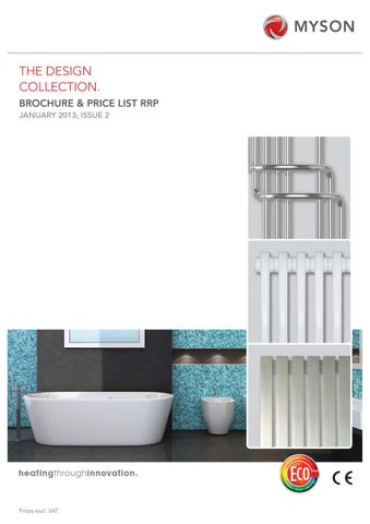 Myson Design Collection Brochure By