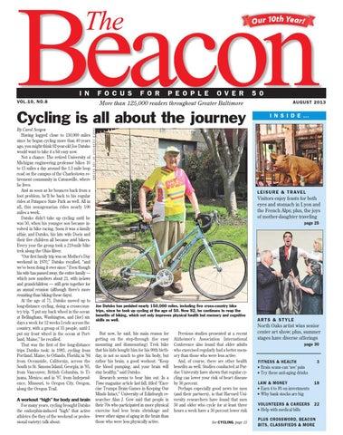 August 2013 Baltimore Beacon Edition