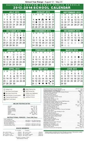 13 14 Sav Chat Calendar By Emily Harrison Issuu